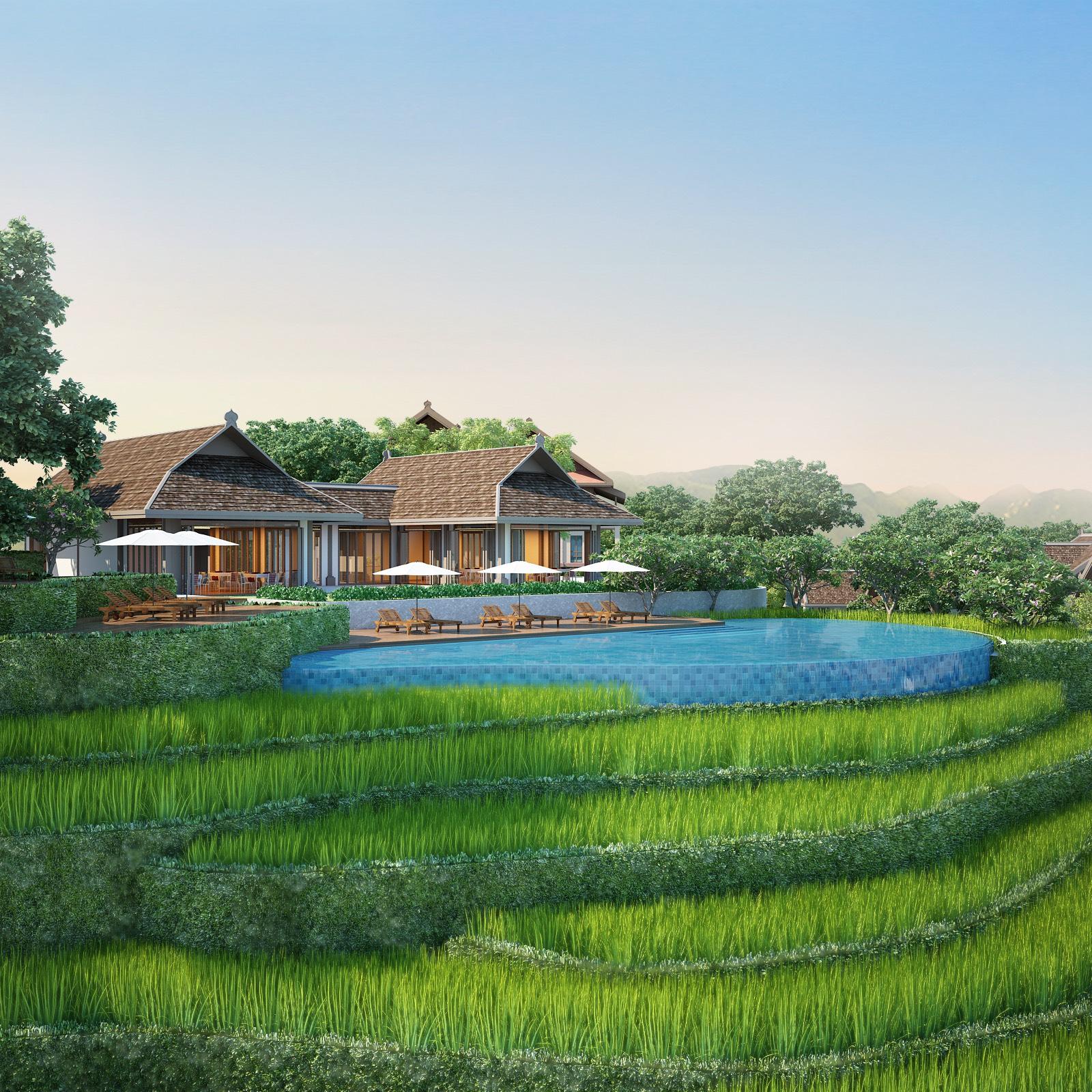 Anantara Luang Prabang Landscape