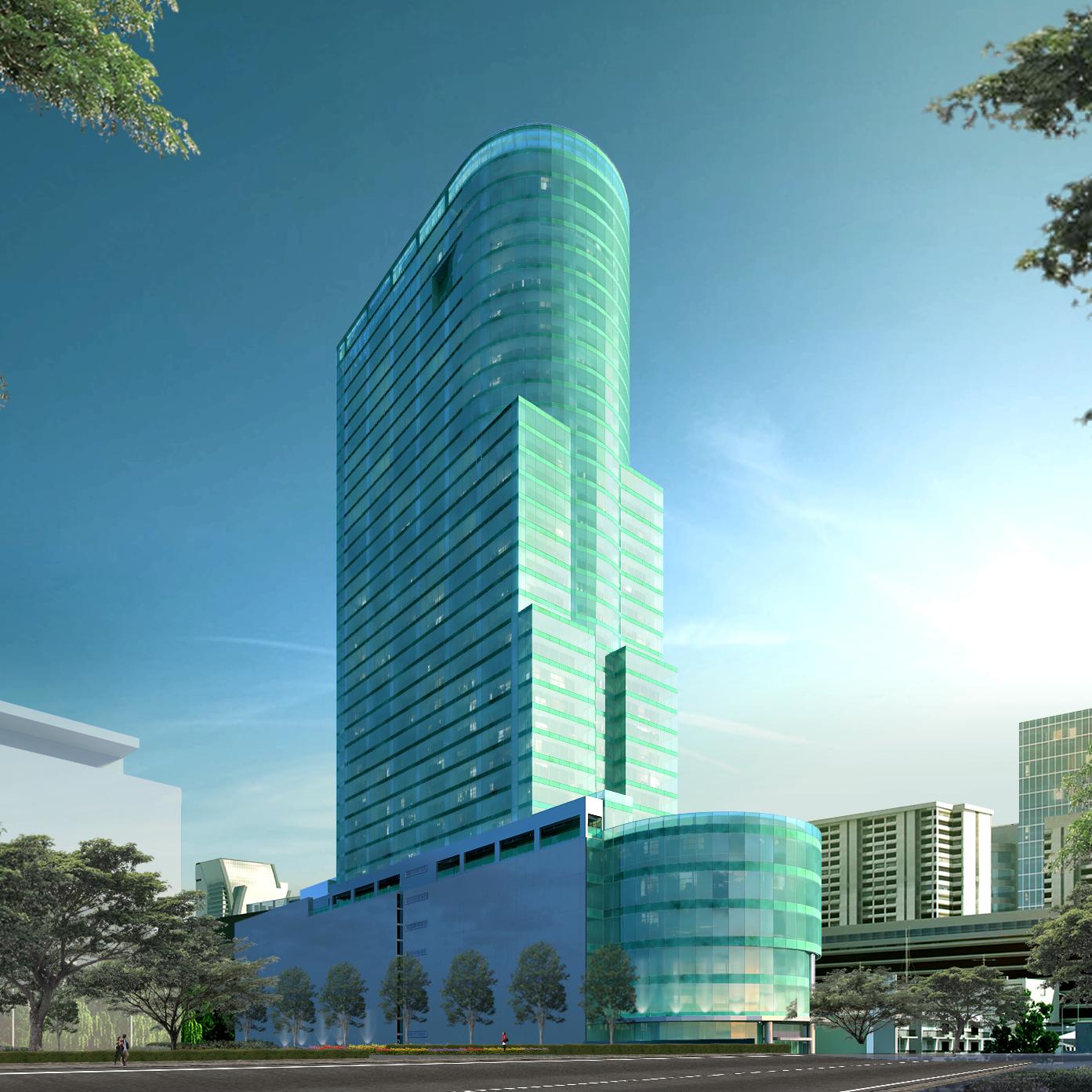Cas Tower 1 x 1